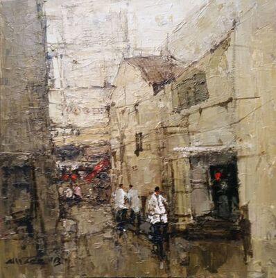 Ang Ah Tee, 'Alley, Chinatown'