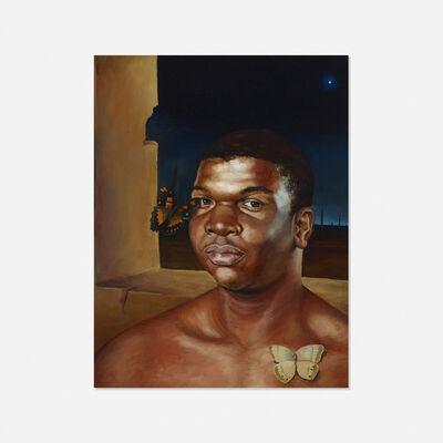 Kehinde Wiley, 'Limbo Series #5', 1998