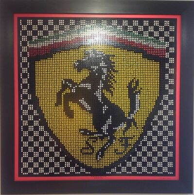 """Efraim Mashiah, '""""Ferrari""""', 2019"""