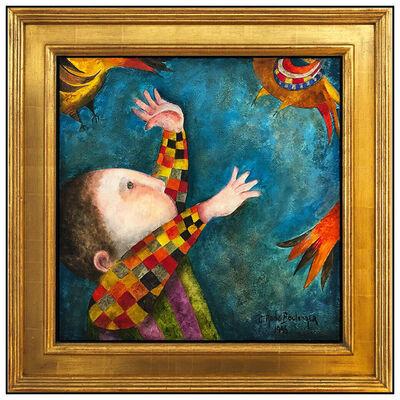 Graciela Rodo Boulanger, 'Trois Oiseaux Sont Partis', 1996