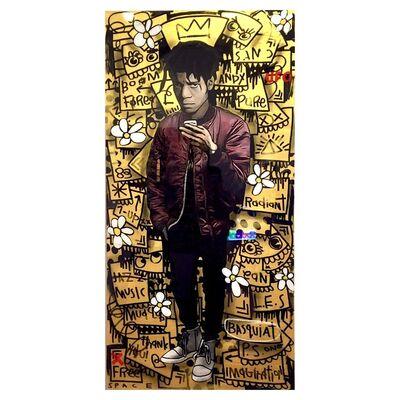 Flore x The Producer BDB, 'Basquiat', 2017