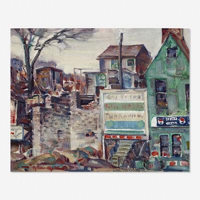 Arthur Meltzer, 'City Ruins', 1951