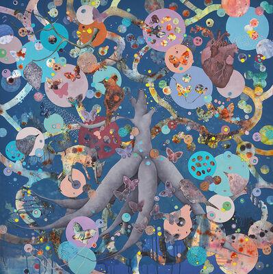Marc Standing, 'Pulsating Magic 生命的魔力', 2015