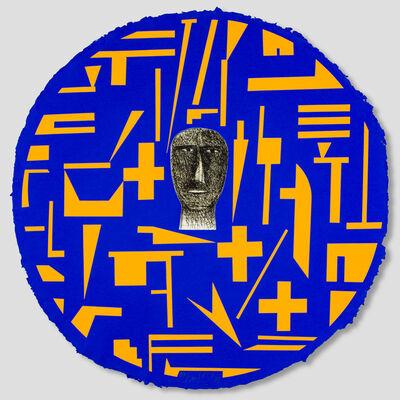 Mimmo Paladino, 'Shield 1', 1999