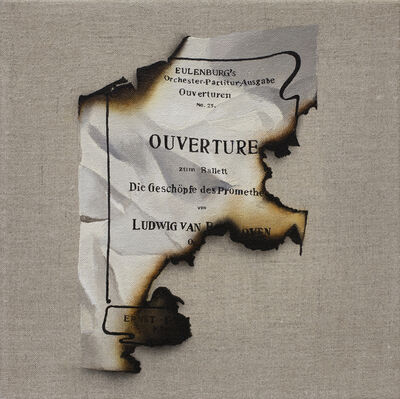 Paul Béliveau, 'In Memoriam: Beethoven', 2019