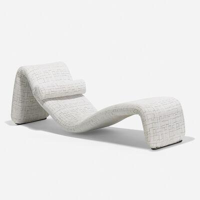 Olivier Mourgue, 'Djinn chaise', 1965