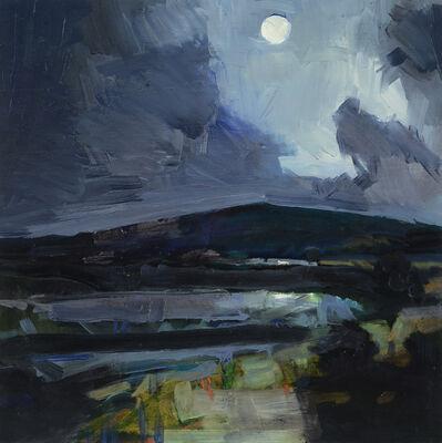 Simon Andrew, 'Bodmin Moor at Night'