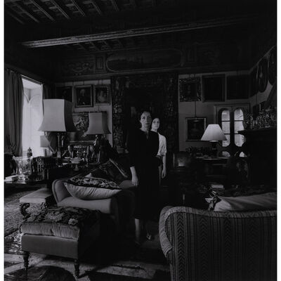 Patrick Faigenbaum, 'Famille Ricci, Rome', 1987-89