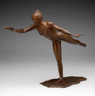 Edgar Degas, 'Grand Arabesque, Second Time', ca. 1885-90