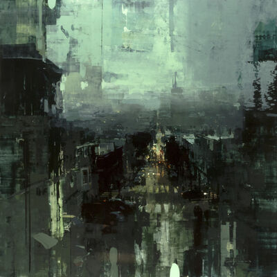 Jeremy Mann, 'The Oncoming Fog', 2016