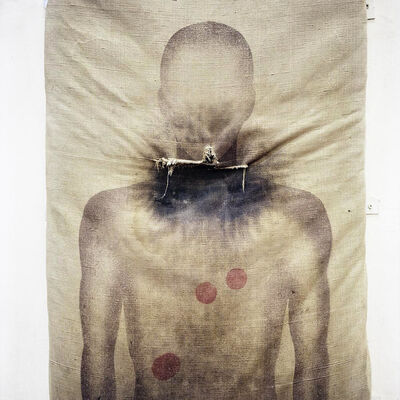 Oded Balilty, 'Restraint 2', 2014