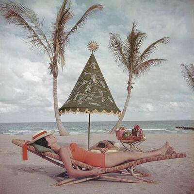 Slim Aarons, 'Palm Beach Idyll', 1955