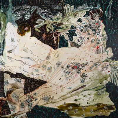 Florence Dussuyer, 'Histoire de femmes 5', 2020