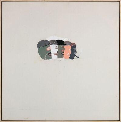 Ji Dachun 季大纯, 'Five heads', 2002