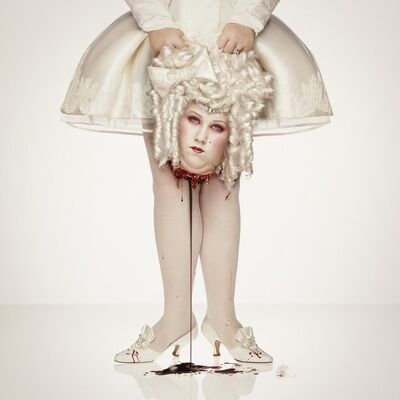 Erwin Olaf, 'Marie Antoinette 1793, Royal Blood', 2000