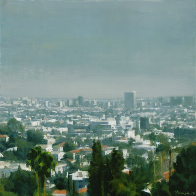 Ben Aronson, 'City of Angels', 2018
