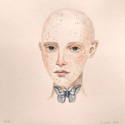 Anne Siems, 'Moth', 2020