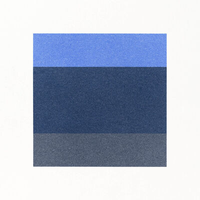 Nicole Phungrasamee Fein, '21.03.07.01 Ultramarine Light Sodalite Genuine', 2021