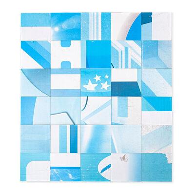 Marilá Dardot, 'Lisbon Blues, Tiles', 2019