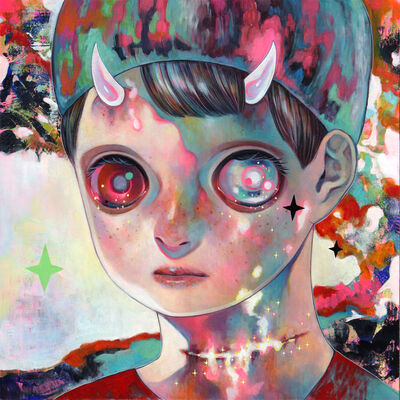Hikari Shimoda, 'Whereabouts of God n.36', 2019