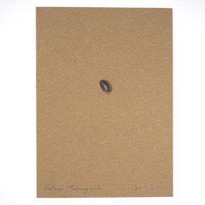 Tatsuo Kawaguchi, 'Relation – One Seed of Lead / Lotus ', 1987