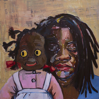 Beverly McIver, 'Healing', 2015