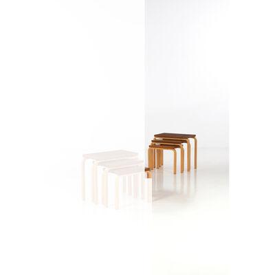 Alvar Aalto, 'Nest tables', 1950s