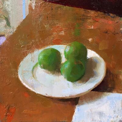 Jon Redmond, 'Three Limes', 2019