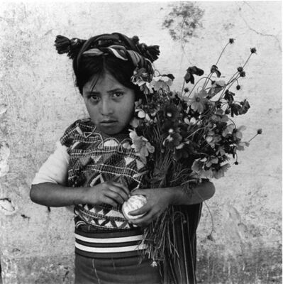 Rosalind Solomon, 'Ilzabal Jocopilas, Todos Santos, Huehuetenango, Guatemala', 1978