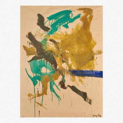 James Hiroshi Suzuki, 'Tori', 1960