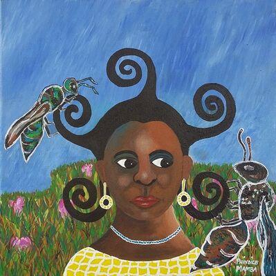 Phindile Mamba, 'Wasp Woman', 2018