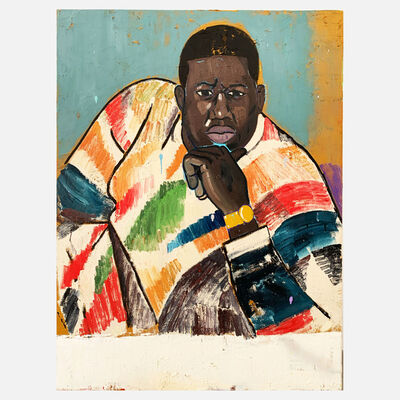 Anthony Rianda, 'Untitled (Biggie)', 2019