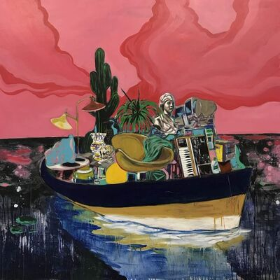 Mads Rafte Hein, 'The ship is loaded with', 2019