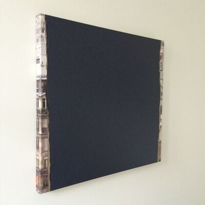 Ger van Elk, 'Conclusion I, Paris', 2008