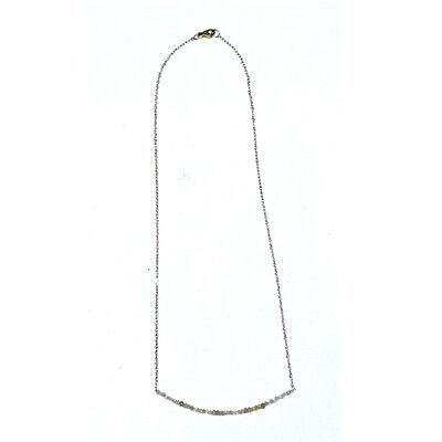 Nina Bukvic, 'Diamond Line Necklace', 2018