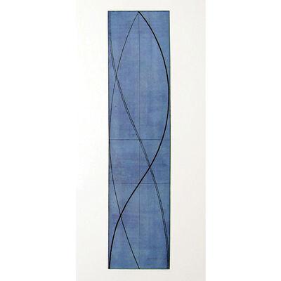 Robert Mangold (b.1937), 'Half Column A', 2005