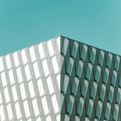 Matthias Heiderich, 'System Layers 11', 2015