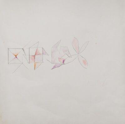 Gastone Novelli, 'Kite', 2001