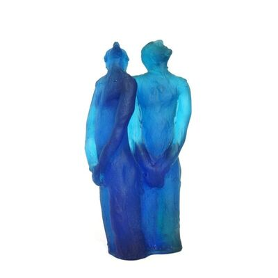 Graeme Hitchcock, 'Where Two Are -Blue', 2019