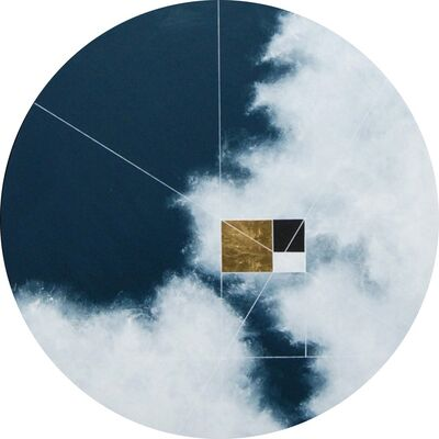 Loz Atkinson, 'Untitled Circle II', 2018