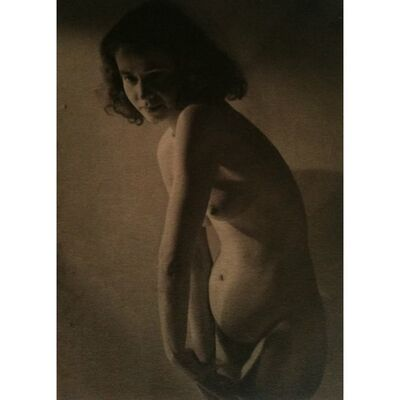 Roger Parry, 'Nude ', ca. 1930