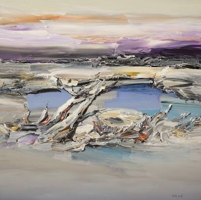 Palla Jeroff, 'Desert No 5', 2015