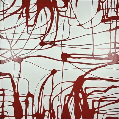 Lindsey Nobel, 'Liquid line', 2014