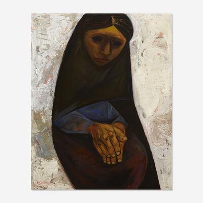 Eduardo Kingman, 'Female Figure', 1962