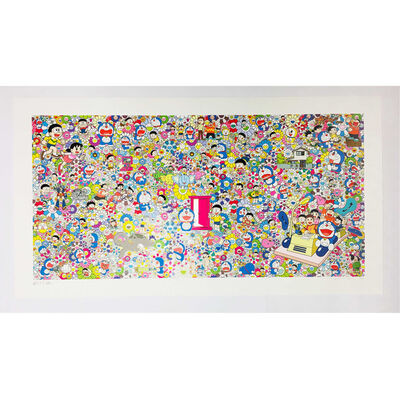 Takashi Murakami, 'Wouldn't It Be Nice If We Could Do Such A Thing', 2019