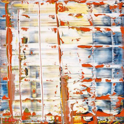 Gerhard Richter, 'Abstrakes Bilde Tate poster', 2011