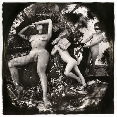 Joel-Peter Witkin, 'Venus and Cupid: The Caucasian View of History', 1987