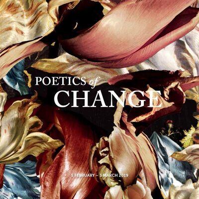 Poetics of Change, installation view