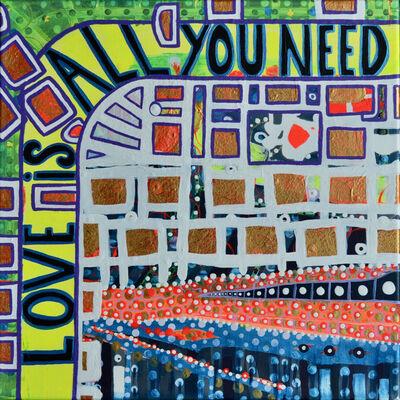 Walshe, 'All You Need Is Love II', 2010