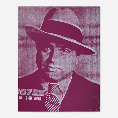 Russell Young, 'Al Capone', 2002